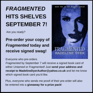 FRAGMENTEDhits shelves September 7!-2